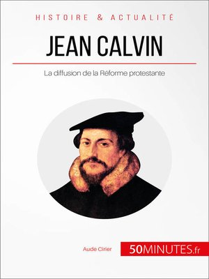 cover image of Jean Calvin